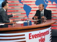 Traian Basescu: Predoiu a vrut sa-l inlocuiasca pe Morar, la presiunile PNL
