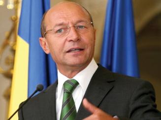 Traian Basescu: Romania a indeplinit criteriile de aderare la Schengen