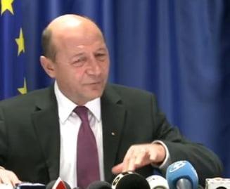 Traian Basescu: Romania a obtinut cea mai mare crestere procentuala a bugetului UE