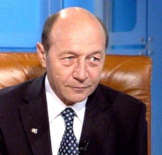 Traian Basescu: Romania fara ANI nu intra in spatiul Schengen