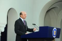 Traian Basescu: Romania isi propune sa devina membru al Schengen in octombrie