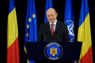 Traian Basescu: Romania nu are planificate operatiuni militare in R. Moldova