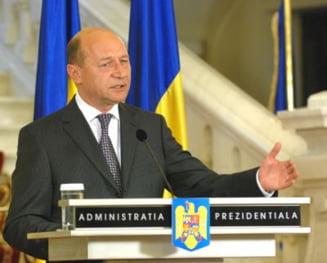 Traian Basescu: Romania poate ajunge in situatia Greciei - live text