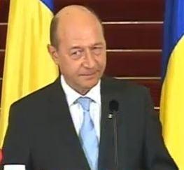 Traian Basescu: Romania se implica in razboiul din Libia