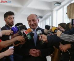 Traian Basescu: Romanii sunt chemati sa spuna daca vor stat de drept sau nu