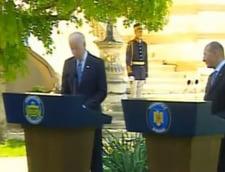 Traian Basescu: Statele Unite isi respecta cuvantul (Video)