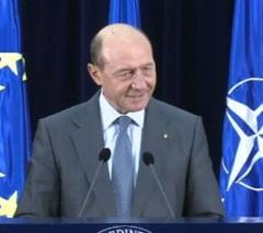 Traian Basescu: Sunt doua conditii pentru declansarea referendumului