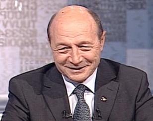 Traian Basescu: Una e sa vorbesti, alta e sa faci
