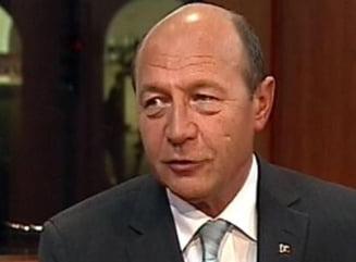 Traian Basescu, atac furibund la Victor Ponta