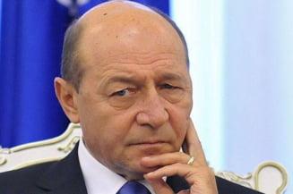 Traian Basescu, chemat miercuri la Parchetul General