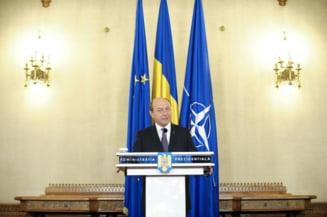 Traian Basescu, declaratii inainte de plecarea la Seul