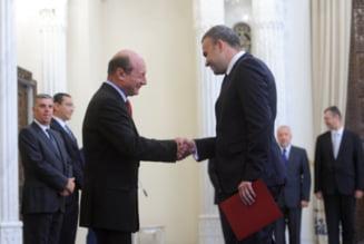 Traian Basescu, despre Darius Valcov: Il stiu de copil, tin la el (Video)