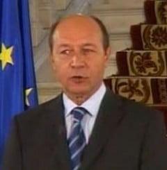 Traian Basescu, doar un om politic