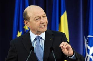 Traian Basescu, fara optiuni (Opinii)
