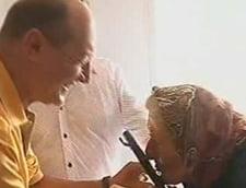 Traian Basescu, invitat la nunta prefectului de Iasi