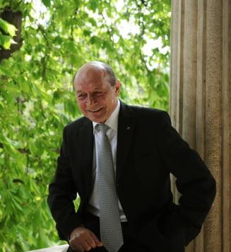 Traian Basescu, la Sinaia: Atac la adresa PSD, cum ar vrea sa schimbe numele PMP (Video)
