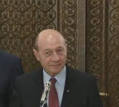 Traian Basescu, la consultari cu Iohannis: Ori la guvernare, ori in Opozitie, noi suntem anti-PSD