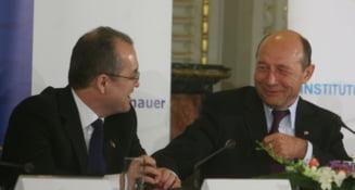 Traian Basescu, la momentul recuperarilor (Opinii)