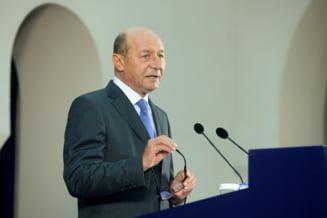 Traian Basescu, la reuniunea sefilor de stat din Europa Centrala si de Est