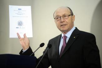 Traian Basescu, parintele euroscepticismului (Opinii)