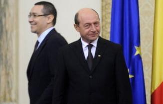 Traian Basescu, tapul ispasitor al esecurilor lui Ponta? Opinii