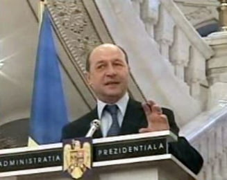 Traian Basescu, un presedinte informat de 70.000 de euro