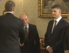 Traian Basescu Iohannis Cotroceni