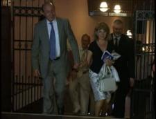 Traian Basescu a chefuit pana dupa miezul noptii cu colegii din studentie