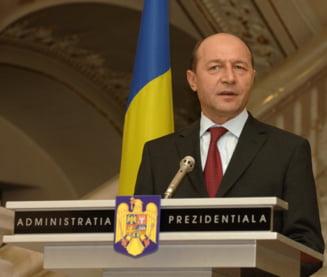 Traian Basescu a chemat iar partidele la Cotroceni, la ora 11.00