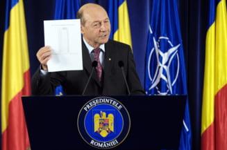 Traian Basescu a dat semnalul luptei in USL (Opinii)