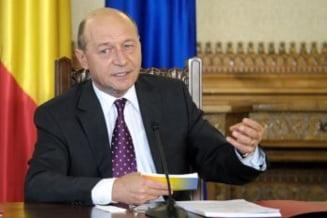Traian Basescu a economisit in an de criza - vezi declaratia de avere
