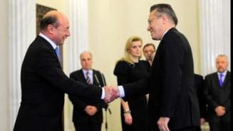 Traian Basescu a identificat candidatul cu un CV perfect pentru a fi presedinte