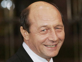 Traian Basescu a infuriat presa britanica