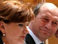 Traian Basescu a petrecut Revelionul la Predeal, cu mai multi demnitari PDL