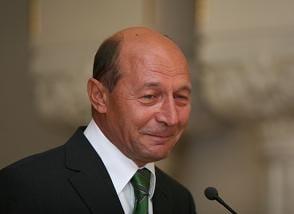 Traian Basescu a plans din nou, la Budapesta