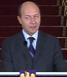 Traian Basescu a promulgat Codul Penal si Codul Civil