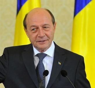 Traian Basescu ar merge pe mana Elenei Udrea pentru Primaria Capitalei