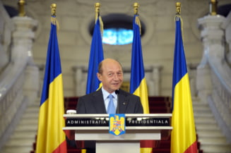 Traian Basescu ar trebui sa reprezinte Romania la Consiliul European - sondaj
