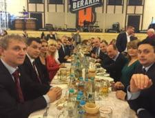 Traian Basescu berarie Bucuresti