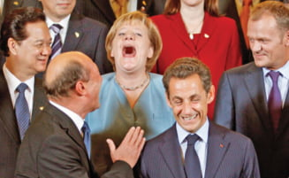Traian Basescu da lectii Europei (Opinii)