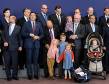 Traian Basescu fotografie Consiliul European