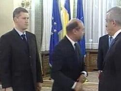 Traian Basescu i-a luat apararea noului sef al Justitiei, Catalin Predoiu (VIDEO)