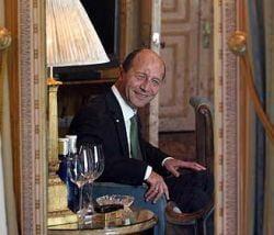 Traian Basescu i-a primit pe veterani la Cotroceni