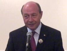"Traian Basescu in vizita privata la Chisinau: A fost decorat cu Ordinul ""Stefan cel Mare"""