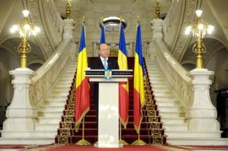 Traian Basescu intre suspendare si alifie (Opinii)