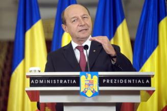 Traian Basescu invita partidele la consultari luni