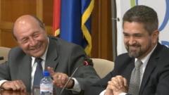 Traian Basescu isi anunta retragerea din PMP si se tine de glume cu Paleologu