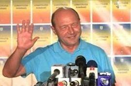 Traian Basescu isi incepe reconcilierea cu un atac la Ponta si Antene
