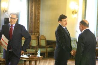 Traian Basescu isi pregateste guvernarea cu USL? (Opinii)