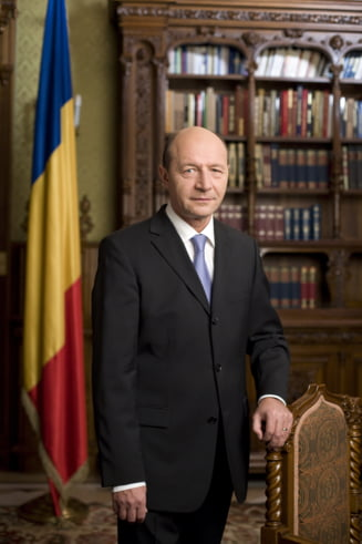 Traian Basescu la TVR - vezi declaratiile in format live text